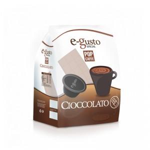 Capsule Dolce-Gusto Pop Caffè E-Gusto Cioccolato