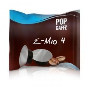 200 Capsule POP Caffè A Modo Mio E-MIO Deca .4