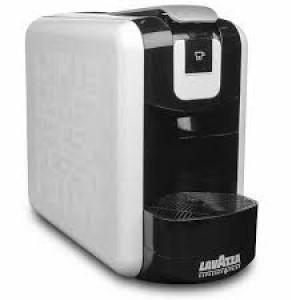 Macchina da caffè Lavazza EP Mini per Capsule Espresso Point Bianca