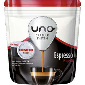 Offerta 96 Capsule Kimbo Napoli UNO System