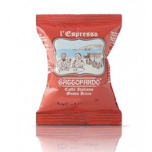 Capsule Nespresso compatibili ToDa Gattopardo Gusto Ricco