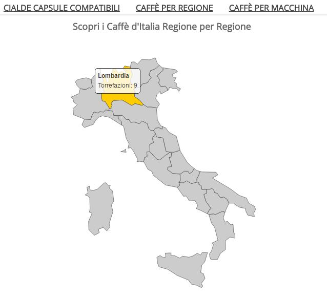 Outlet Caffè Italia